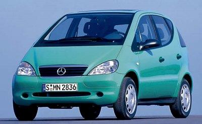 Shop for Mercedes Benz A Class 1997 to 2004 Gas Struts ...